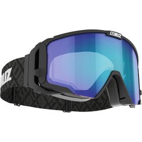 Bliz Switch Nano Optics Gafas, matt black/brown-blue multi